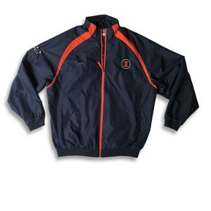 Nike Clima Fit Illinois Baseball Jacket Mens XL